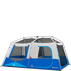 best Columbia Fall River instant tents