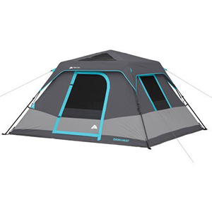 best ozark trail 6 instant tents
