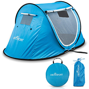 best abco tech pop up backpacking tents