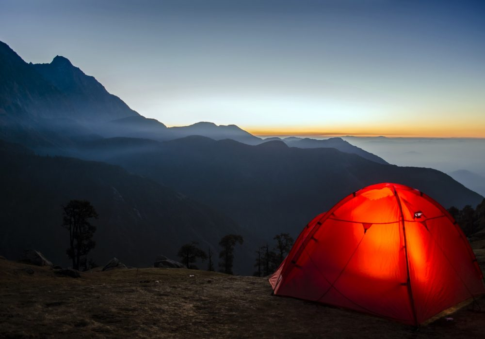 things you really need to know when you go camping image