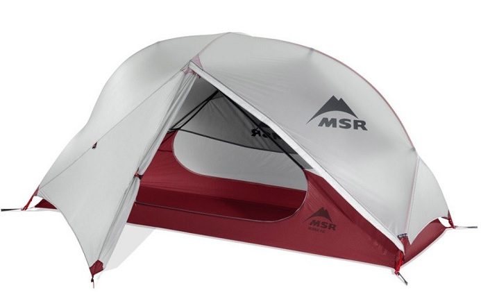 The MSR Hubba NX Solo Backpacking Tent