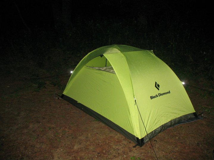 one of the best black diamond tents