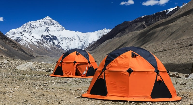 north face tents 4 person