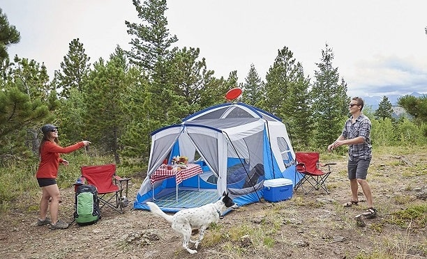 wenzel tents